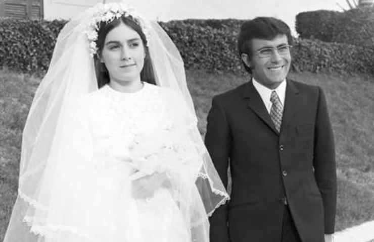 Matrimonio AlBano e Romina Accadde oggi 26 luglio