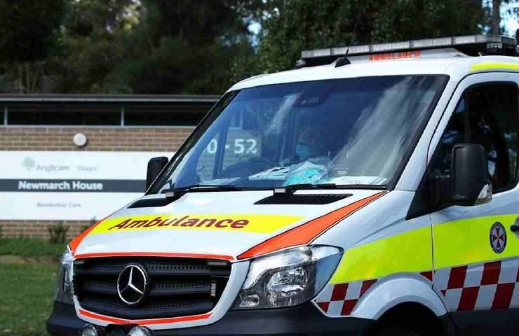 Ambulanza Australia