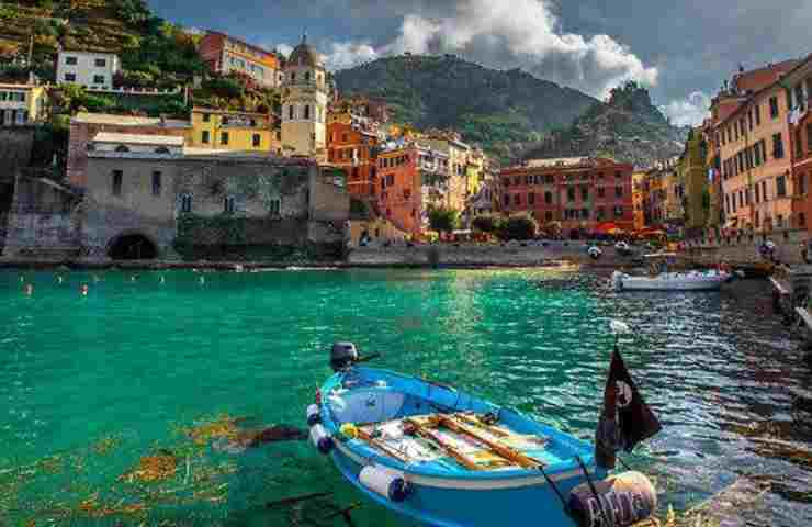 Barca Vernazza