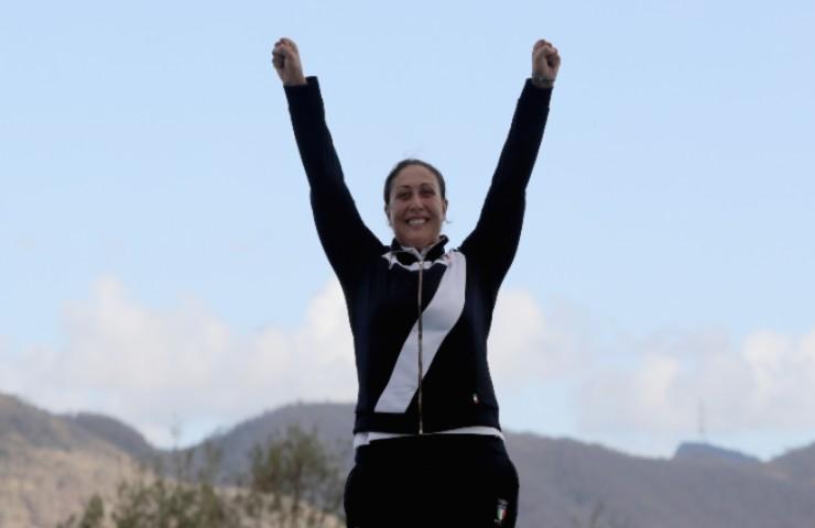 Tokyo 2020 Italia conquista la medaglia d'argento skeet femminile