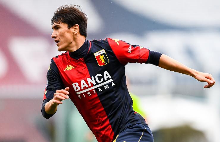 Calciomercato Roma in arrivo il vice Dzeko
