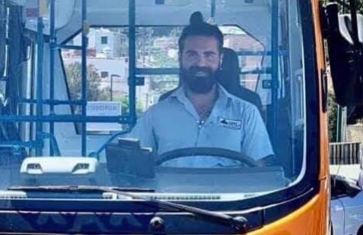 Emanuele Melillo - autista bus morto a Capri