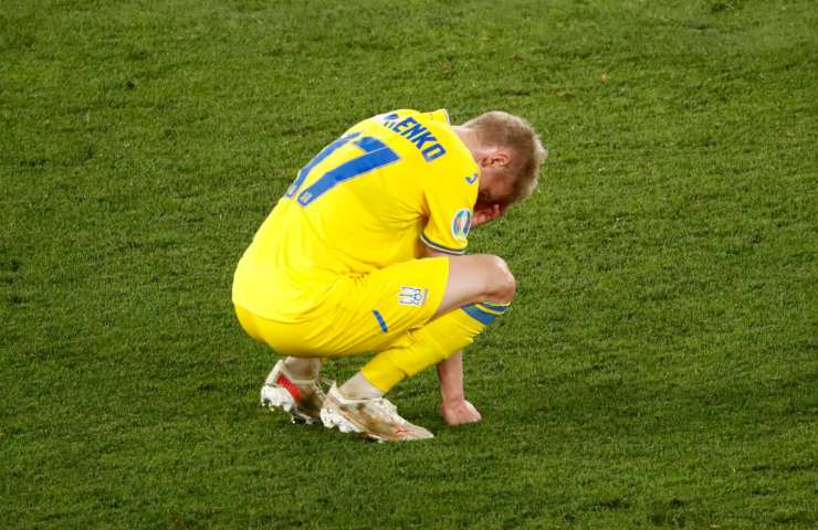 Ucraina Inghilterra quarti finale Euro 2020
