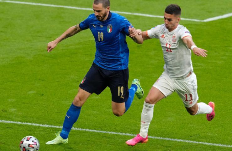 Euro 2020 italia semifinali risultato