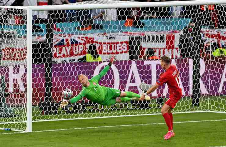 Inghilterra Danimarca semifinale Euro 2020