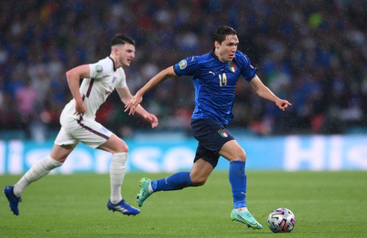 Chiesa Italia Inghilterra Euro 2020