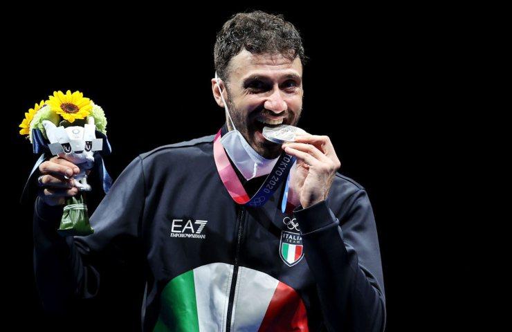 Luigi Samele argento