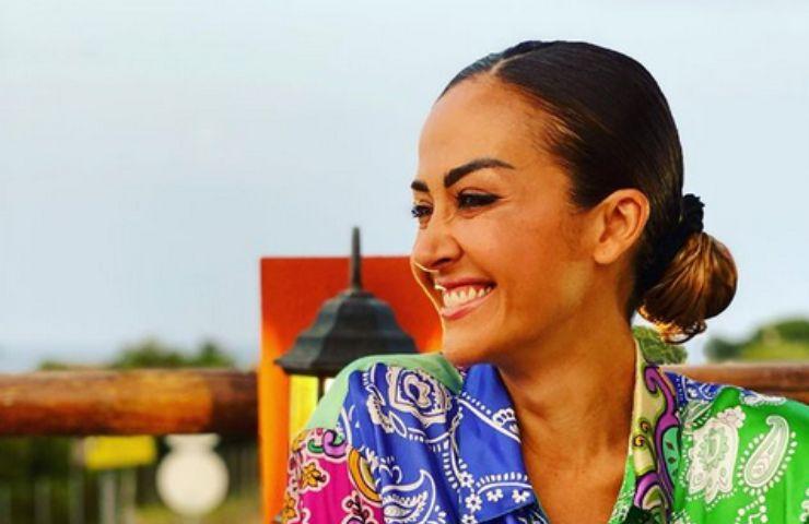 Giorgia Palmas sorridente