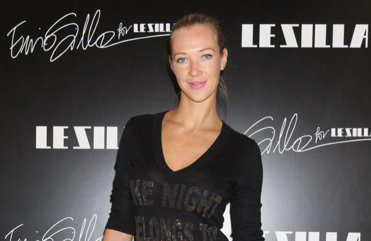 Ludmilla Radchenko senza veli