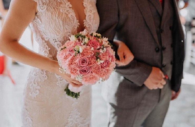 Matrimonio a prima vista Francesca Andrea insieme foto