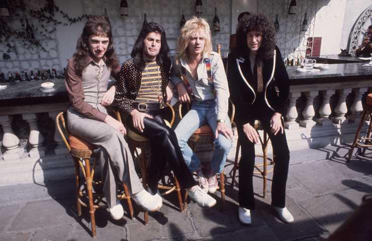 Freddie Mercury Queen incantano Wembley 30 anni concerto del secolo