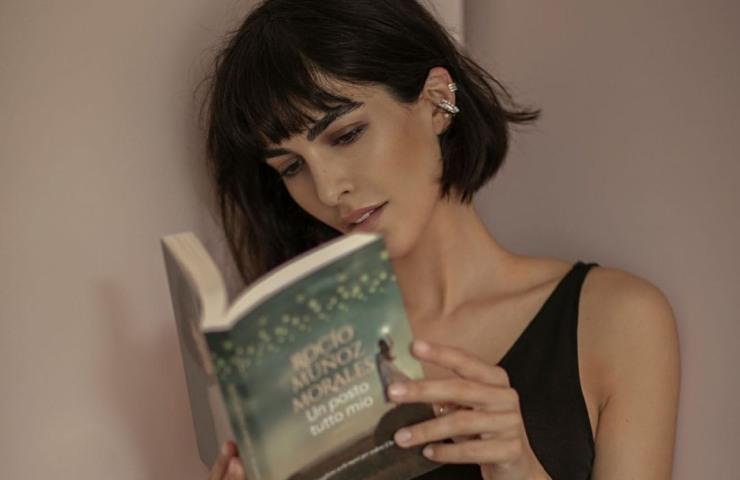 Rocío Muñoz Morales libro teatro film