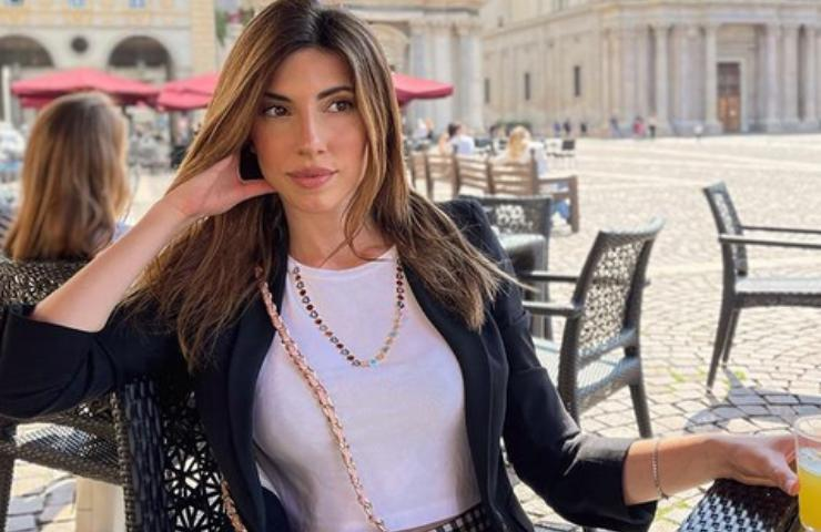 Silvia D'Avenia relax