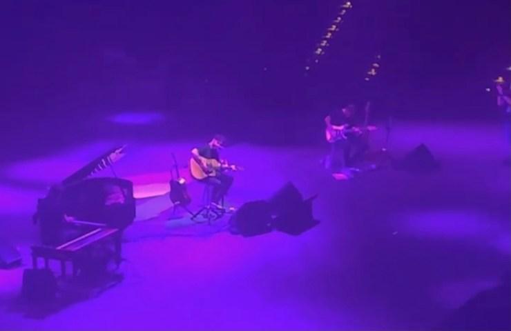 Fabrizio Moro concerto auditorium 2021