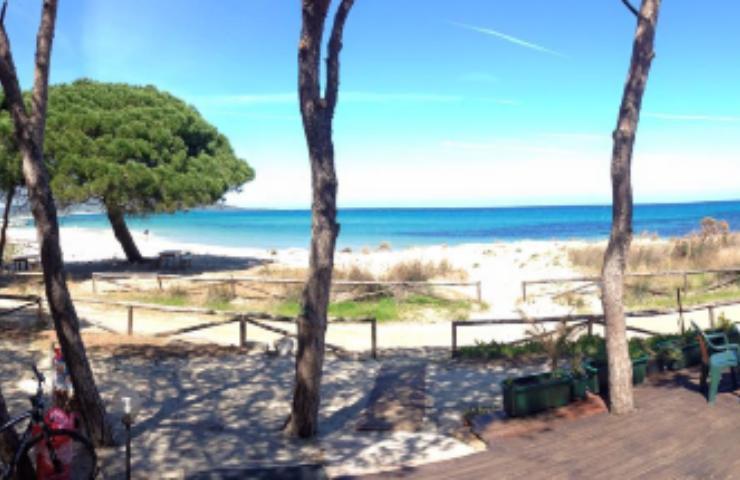 Spiaggia Posada