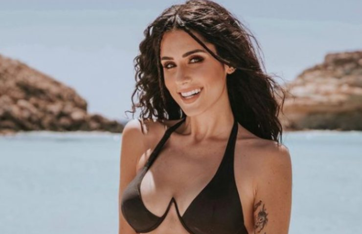 Valentina Vignali, foto illegale