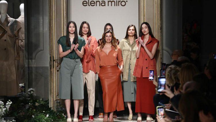 Vanessa Incontrada moda gonna estate