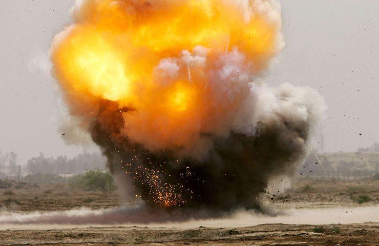 Esplosione a LeverKusen
