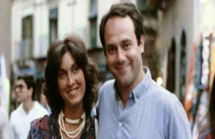 Carlo Verdone ex moglie