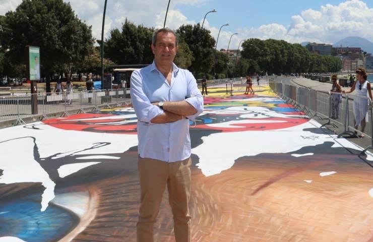 Luigi De Magistris intervista
