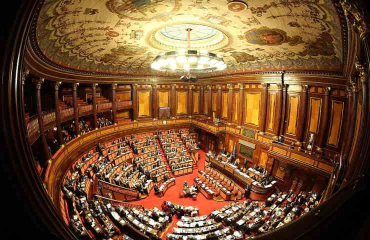 voto al Senato per i diciottenni