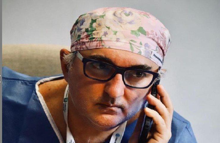 Giuseppe De Donno pneumologo