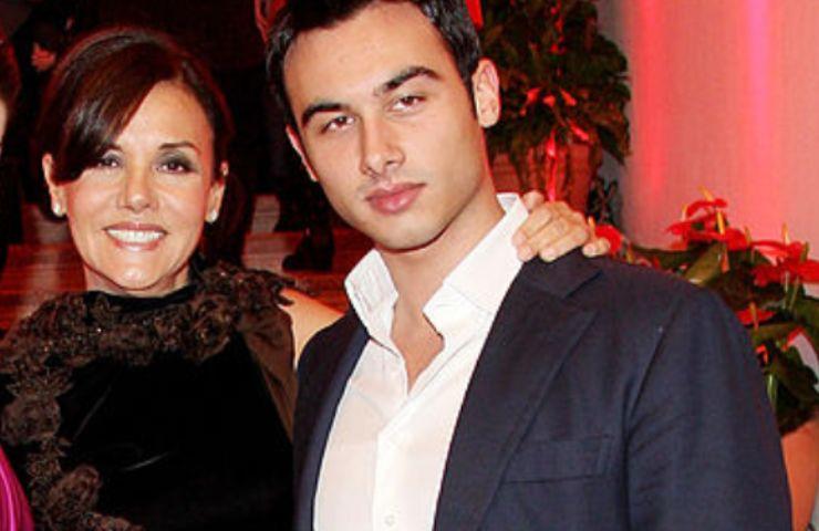 Patrizia Mirigliani e Nicola Pisu
