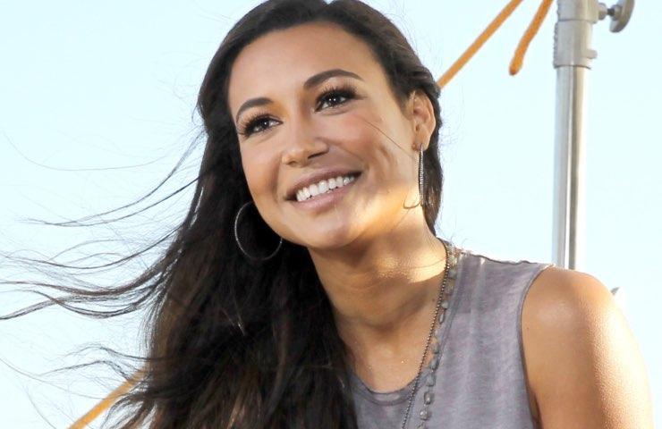 Naya Rivera morte gesto Glee Cast
