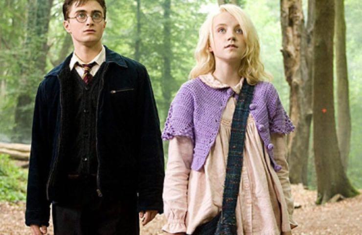 Harry Potter Luna Lovegood oggi