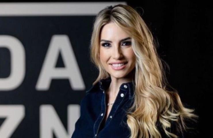 Giorgia Rossi bravissima posa sexy