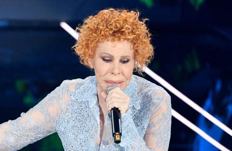 Ornella Vanoni perdita denaro mina