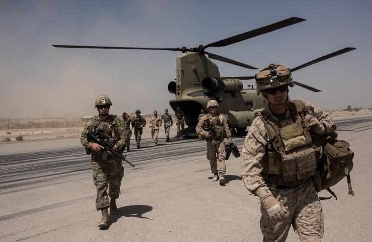 Afghanistan aereo