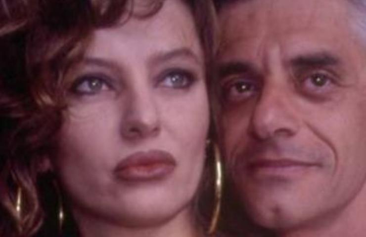 Alba Parietti, Franco Oppini divorzio