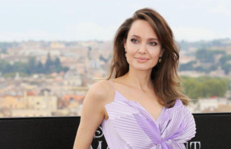 Angelina Jolie sbarca in Italia: ecco cosa è successo