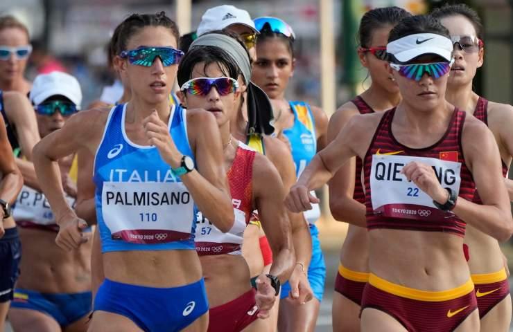 Antonella Palmisano - Pagina ufficiale Facebook Coni
