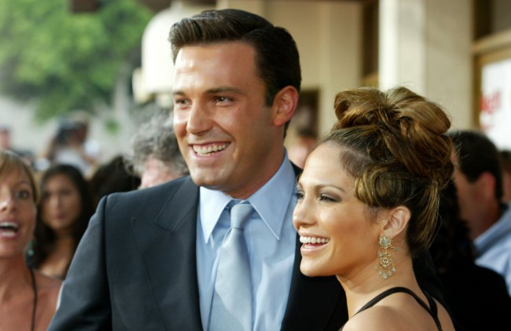 Ben Affleck Jennifer Lopez matrimonio