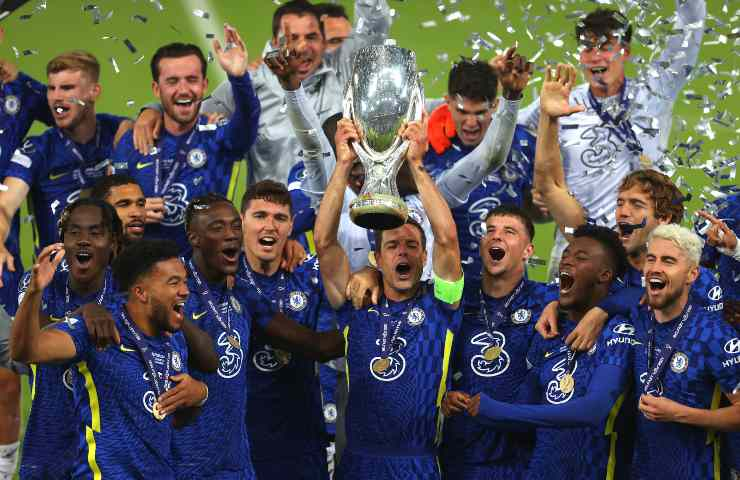 Supercoppa Europea Chealsea