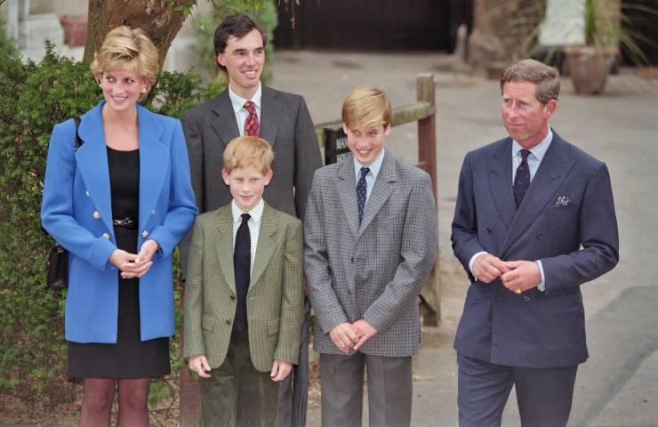 Famiglia reale inglese