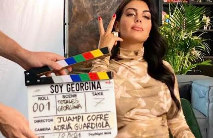Georgina Rodriguez serie