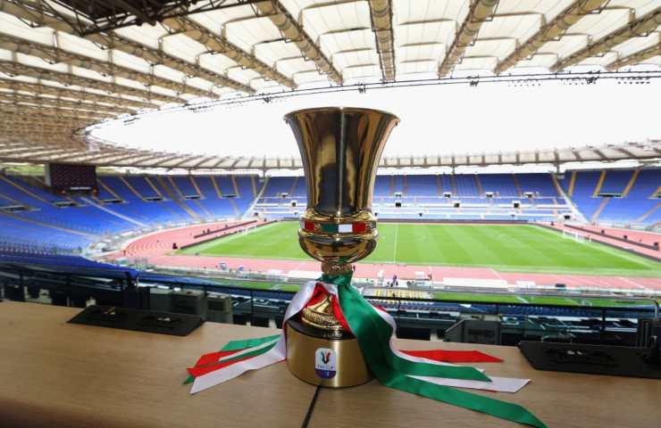 Coppa Italia primo turno risultati