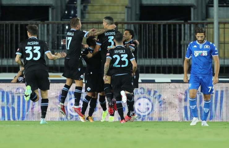 Empoli-Lazio Serie A