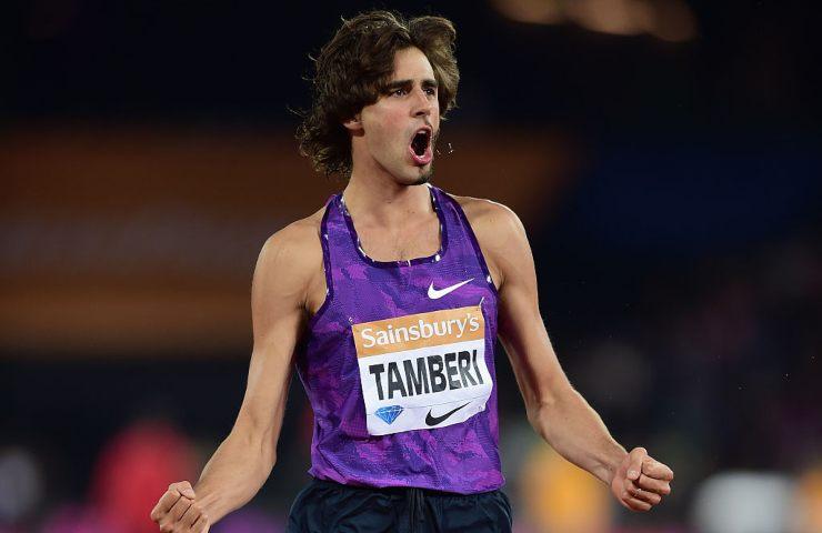 Gianmarco Tamberi Olimpiadi