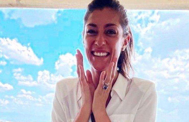 Elisa Isoardi fornelli