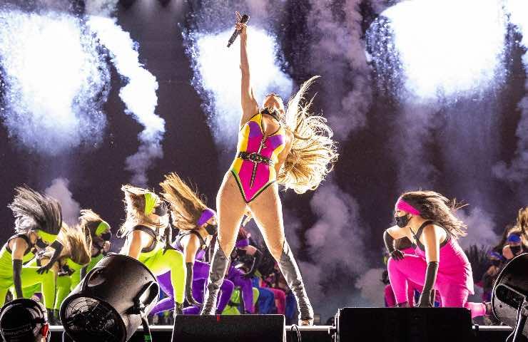 Jennifer Lopez bracciale di diamanti