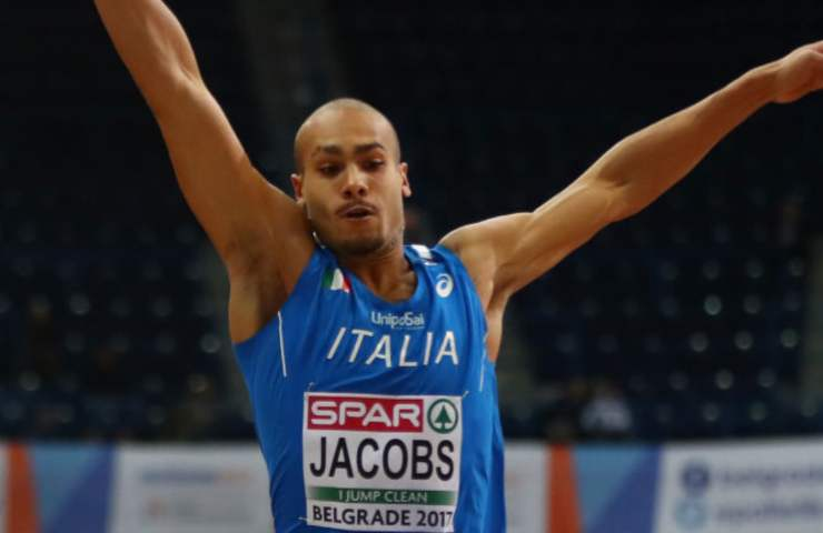 Olimpiadi Marcell Jacobs