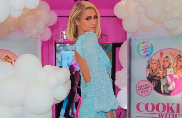 Paris Hilton show