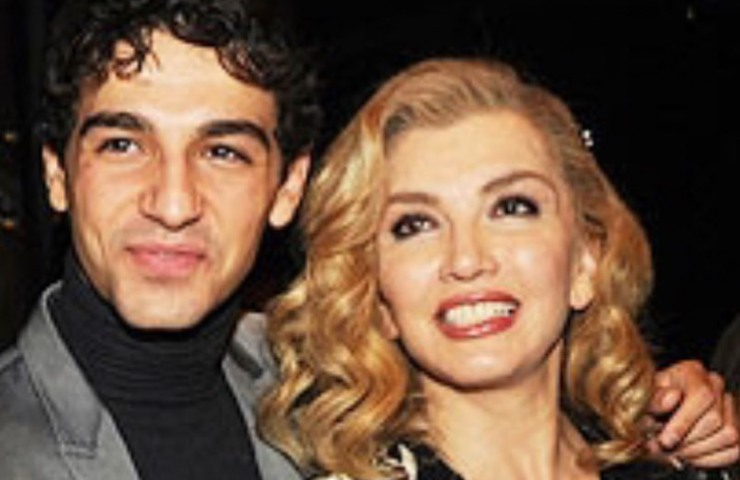 Raimondo Todaro e Milly Carlucci