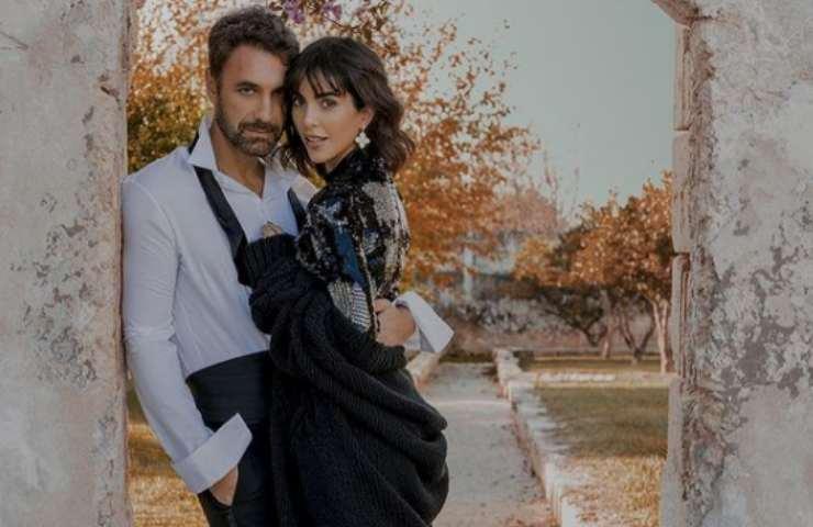 Raoul Bova Rocio inizio storia d'amore