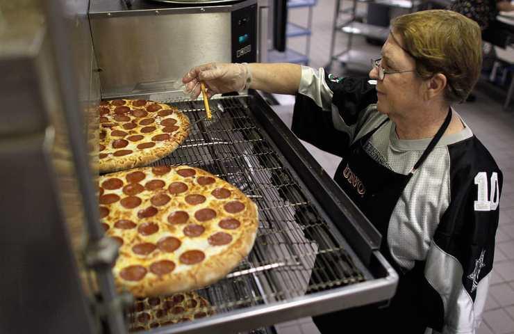 Pizza quanto costa