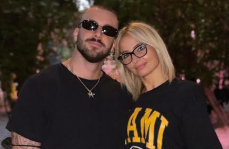 Veronica Peparini e Andreas Muller